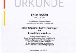 BDSF Geprüft