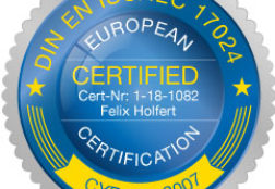 Zertifizierung gem. DIN EN ISO / IEC 17024
